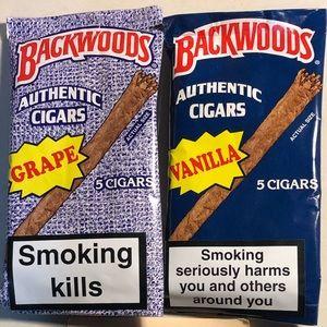 Vanilla & Grape BACKWOODS COLLECTIBLE